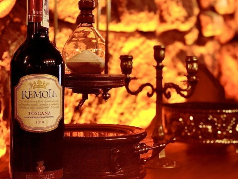 Вино Remole 2010